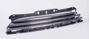 Plastic Injection moulding - automotive grill